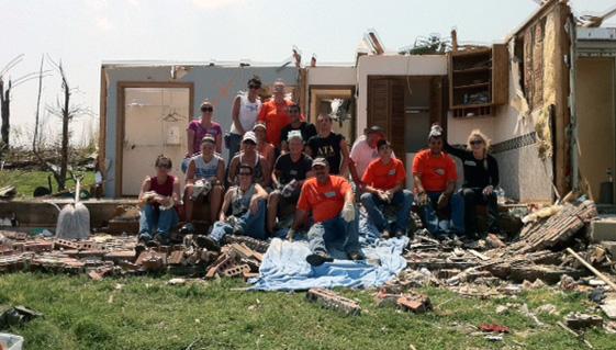 A-Cut-Above-Exteriors-Community-Involvement