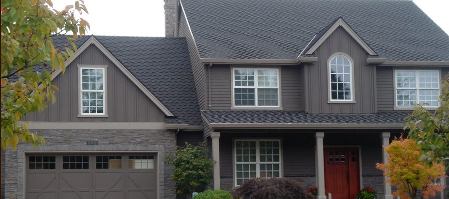 Portland HardiPlank Siding - After