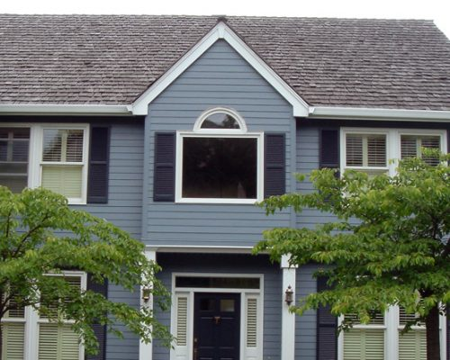HardiePlank Siding Portland - After
