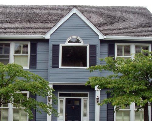 HardiePlank Siding Portland - After