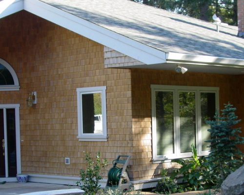 Cedar Shingle Siding - Portland
