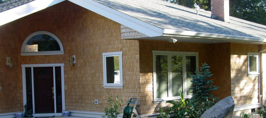 Cedar Shingle Siding - Portland
