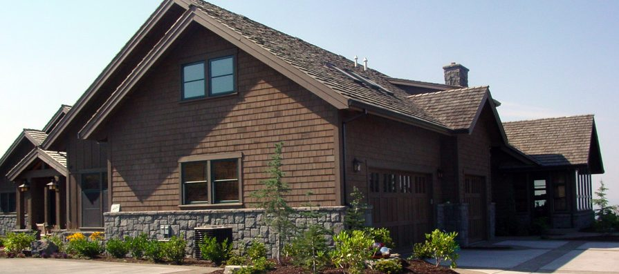 Cedar Shingle Siding Portland Or A Cut Above