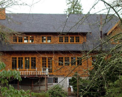 Cedar Shingle Siding Contractor