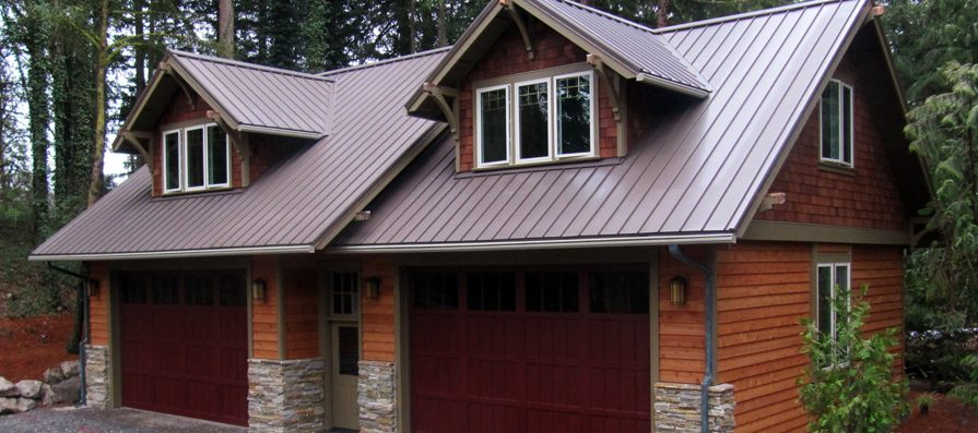 Standing Seam Metal Roofing Portland