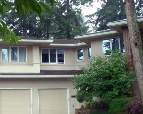 Cedar Siding Lake Oswego - Before