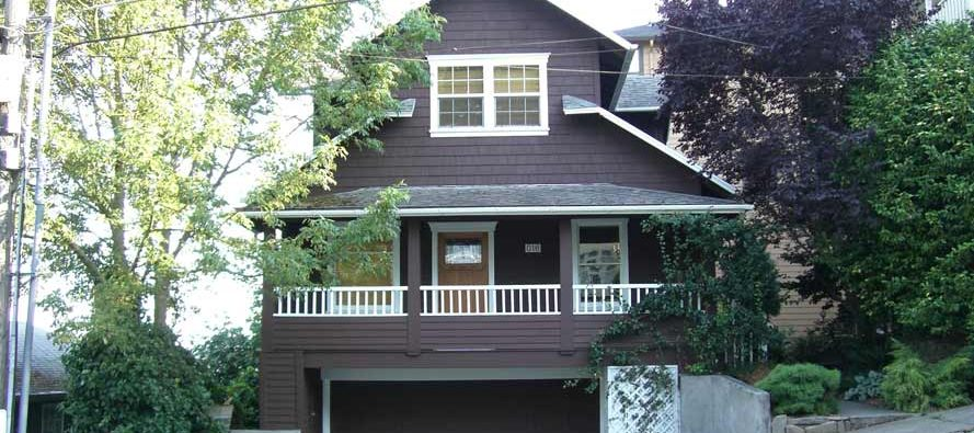 Portland HardiePlank Siding - After