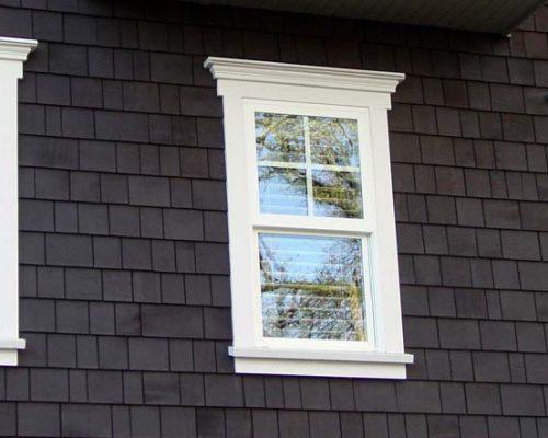Cedar Siding Details