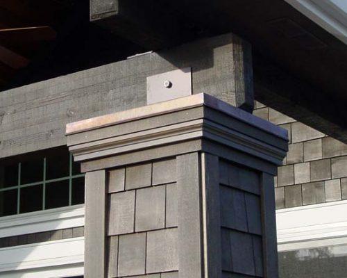 Portland Siding - Details