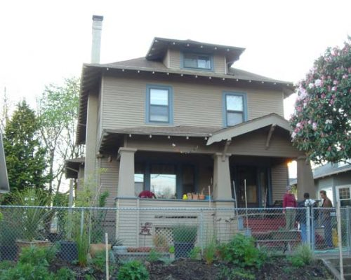 Old Homes - Before