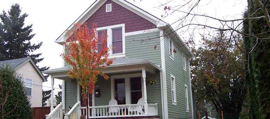 Historic Home Siding