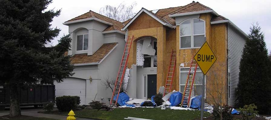 Construction Defects - Before