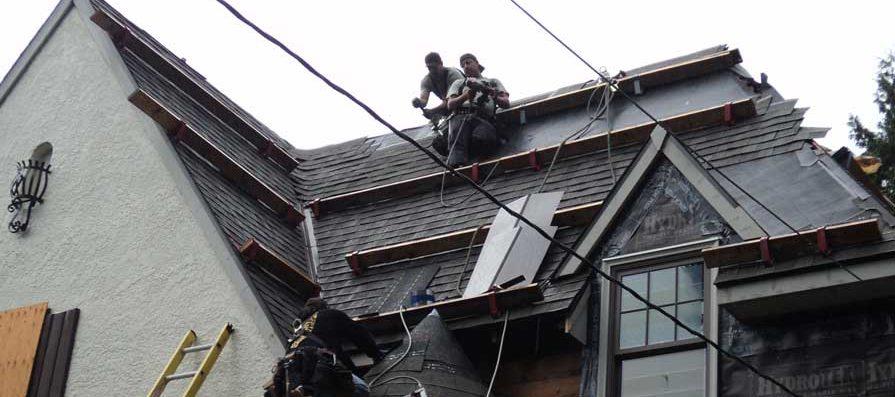 Roofing Portland Oregon A Cut Above Exteriors