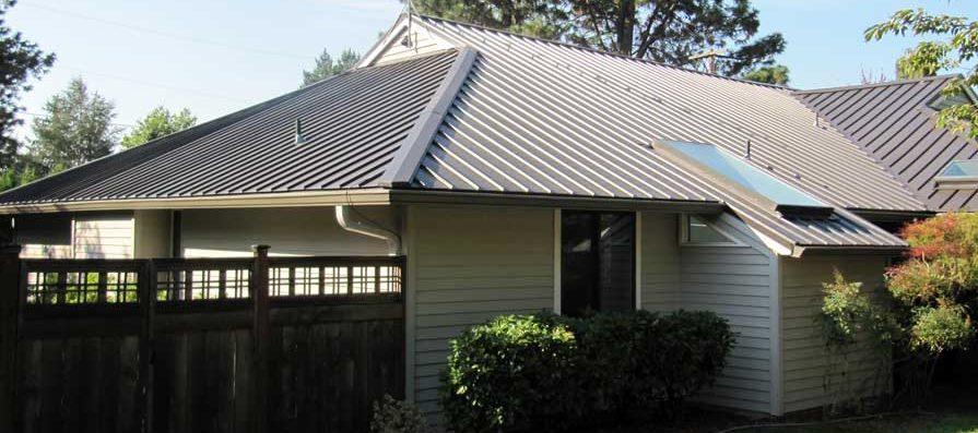 Metal Roof - Portland