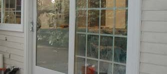 Sliding Patio Doors - After