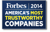 Forbes Most Trustworthy Companies