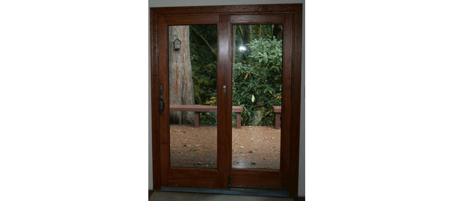 Wood Sliding Glass Doors Portland