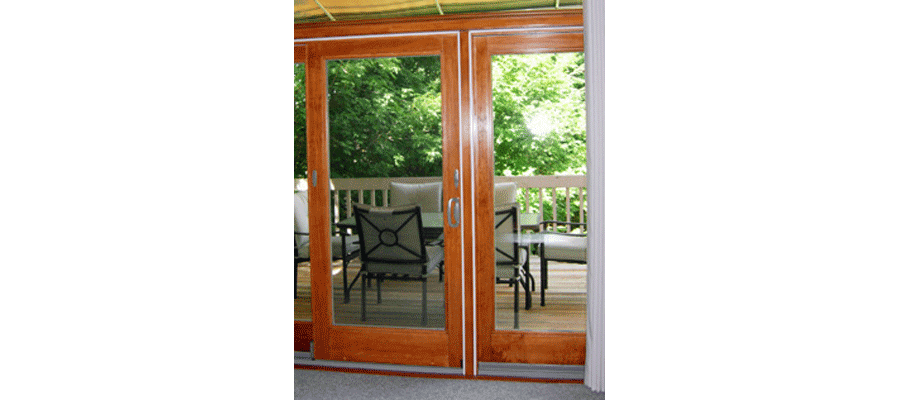 Wood Sliding Patio Doors