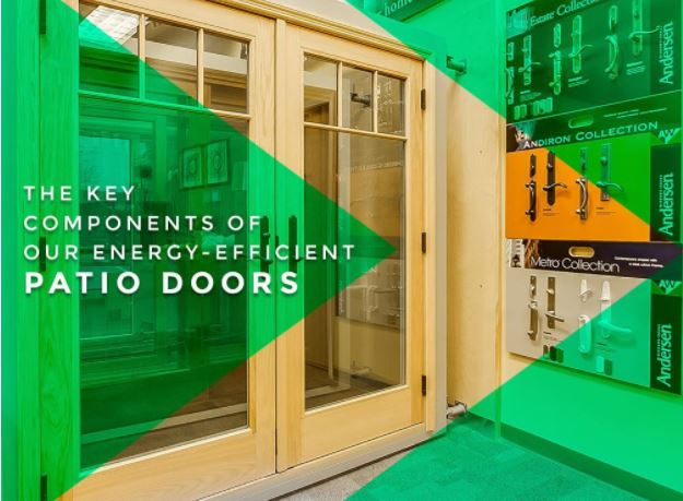 The Key Components of Our Energy-Efficient Patio Doors